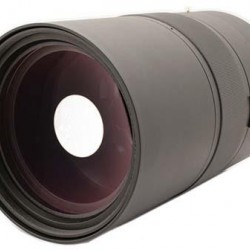 Maksutov 100mm Tele Objective 1000mm Focal Length F/10 Flat Field