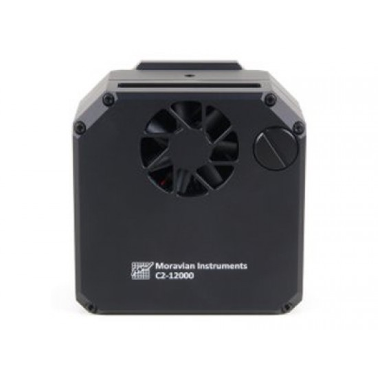 Moravian Instruments C2-5000A Monochrome CMOS Astrophoto Camera with SONY IMX250 Sensor for 12-bit LONG EXPOSURE