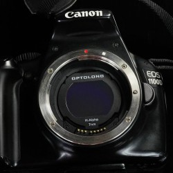Optolong H-Alpha 7nm Narrowband Deepsky Filter for Canon EOS APS-C Cameras