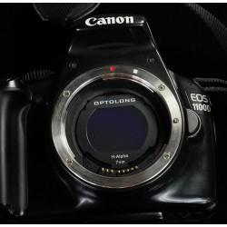 Optolong H-Alpha 7nm Narrowband Deepsky Filter for Canon EOS APS-C Cameras