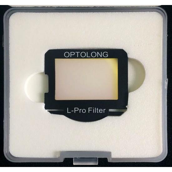 DISCONTINUED Optolong L-PRO Maximum Luminosity Filter - Nikon FULL FRAME Clip Filter