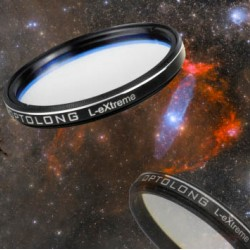 Optolong L-eXtreme Light Pollution Dual-Bandpass Narrowband Imaging Filter - 1.25""