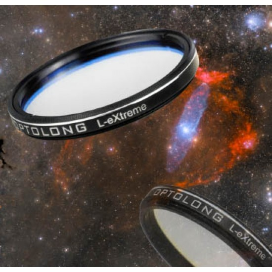 "Optolong L-eXtreme Light Pollution Dual-Bandpass Narrowband Imaging Filter - 2"""