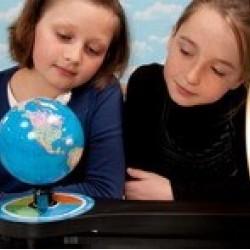 Orbit Tellurium 2 - Teaching Model of the Sun, Moon and Earth