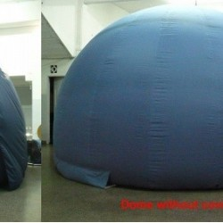 MMI Inflatable Planetarium Dome 6m Diameter 120cm Horizon Height