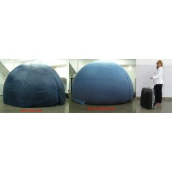 MMI Inflatable Planetarium Dome 6m Diameter 70cm Horizon Height