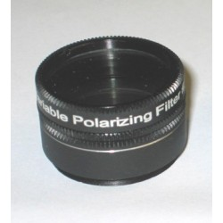 "Variable Polarising Filter (1.25"") by OVL"