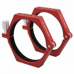 Primaluce Lab 115mm PLUS Tube Rings for Vixen VSD, Vixen AX103S, Vixen ED
