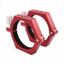 Primaluce Lab 100mm PLUS Tube Rings for Skywatcher ED80 or ED100 or Similar Telescopes