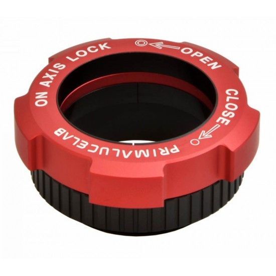 "Primaluce Lab OnAxisLock 2"" (50.8mm) Eyepiece Holder for 50.8mm Hybrid-Drive Focusers"