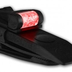 QuiqLite PRO Dual LED Hands-Free Torch TACTICAL RED - WHITE -CLEARANCE