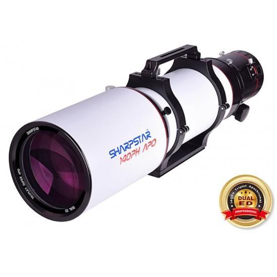 SharpStar 140PH 140mm f/6.5 Dual ED Triplet APO Apochromatic Refractor Telescope