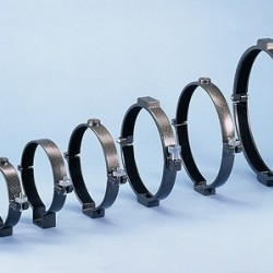 SkyWatcher 120mm Refractor Tube Mounting Rings - WHITE