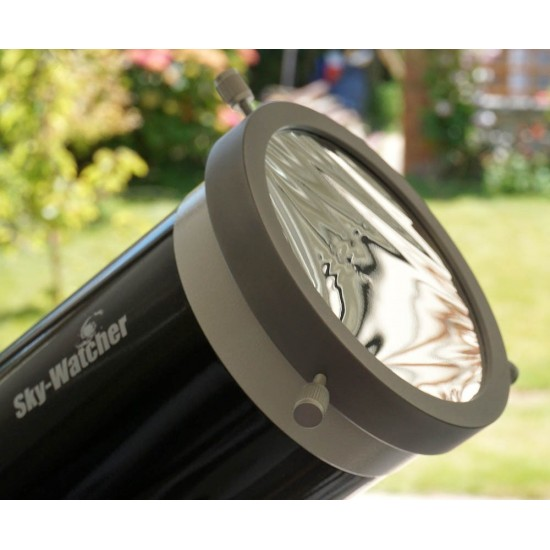 Solar Filter for 120mm to 148mm Telescope Tube Size with Aluminium Housing- CLEARANCE