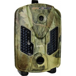 Spypoint MMS Camo 10MP Trail / Surveillance Camera with 62 Super Low-Glow IR LED Illumination