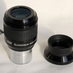 "1.25"" 32mm DigiScoping Camera Adapter Projection & Photo Eyepiece"