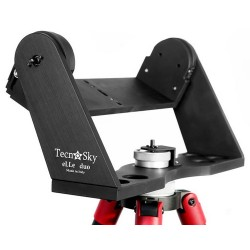 Tecnosky eLLe Duo Mount for Binoculars and Small Telescopes with Encoder Mounts (but without Encoders)