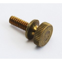 Replacement Thumb Screw for Telrad Finder - BRASS