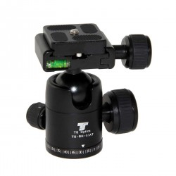 TS Optics BH-51AT Compact Ballhead for Photo Tripods