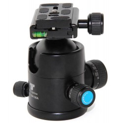 TS Optics TS-BH-58A Extra Heavy-Duty Ballhead for Photo Tripods - up to 15kg Payload