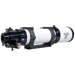 "TS 80mm F/6.25 Triplet Super APO Refractor 80/500mm f/6 with FPL-53 Lens Element & 2.5"" Dual-Speed PHOTO Focuser"