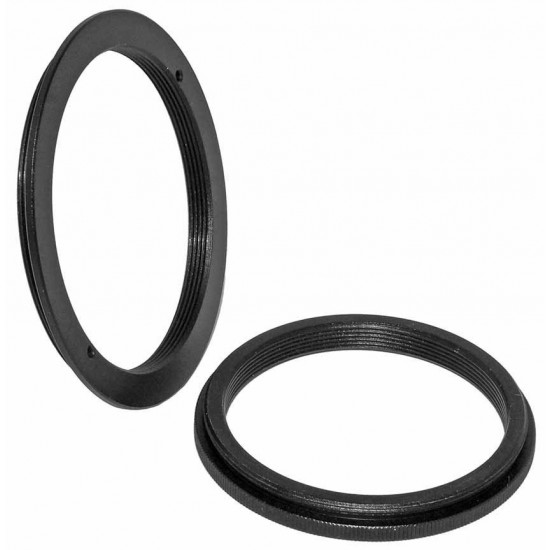TS-Optics Adapter from T2 to M54 Filter Thread for Filter Wheels and Digital Cameras