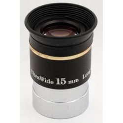 "TS Ultra Wide Angle Eyepiece 15mm 1.25"" 66° with Improved Coating"