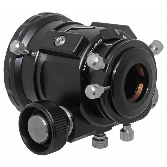 "TS-Optics Dual-Speed 2"" UNC V-Power Crayford Focuser with M90 Thread for RC Telescopes"