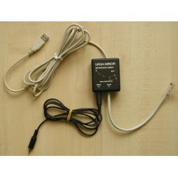 USB Interface for Canon EOS Exposure Control & EQ6 Autoguider