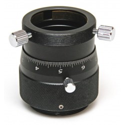 "1.25"" Non-rotating Helical Micro Focuser with M36.4 thread and 0.05mm Scale"