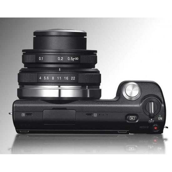 Yasuhara Madoka 180 degree Circular Fisheye Lens - SONY E-mount