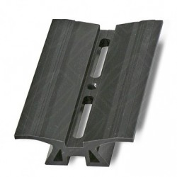 Baader Dovetail Bar Cut into Required Length ALU 3-in or V or Z