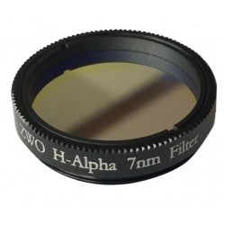 "ZWO 1.25"" H-alpha 7nm Narrowband Filter - Mark II"