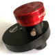 """ZWO 5-position MFW Manual Filter Wheel with 1.25"""" Eyepiece Holder & Brass Compression Ring"""