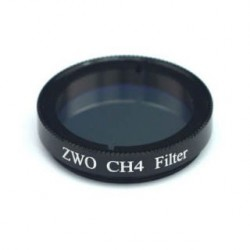 "ZWO CH4 Methane Band-pass 20nm FWHM Filter (31.7mm, 1.25"")"