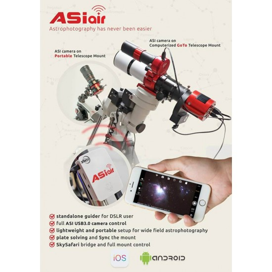 ZWO ASIair PRO Smart WIFI Accessory for Portable Astro Photography with ZWO ASI Cameras and dSLRs