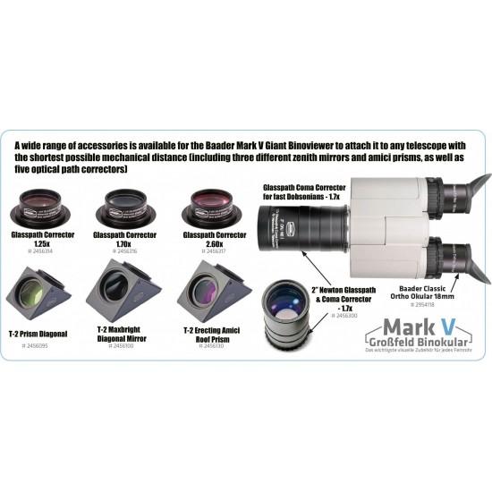 Giant Baader Binocular Viewer Mark V (Zeiss)