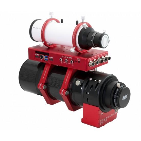 "Borg Fluorite Apochromatic Refractor 90FL f3.9 with ESATTO 3"" Motorised Focuser"