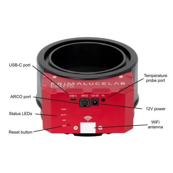 """Primaluce Lab ESATTO 4"""" Robotic Microfocuser"""