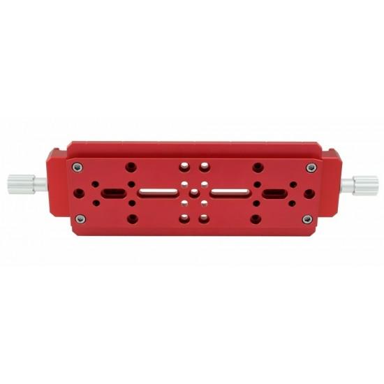 Primaluce Lab Side by Side Losmandy Plate - Dual Platform - 240mm PLUS