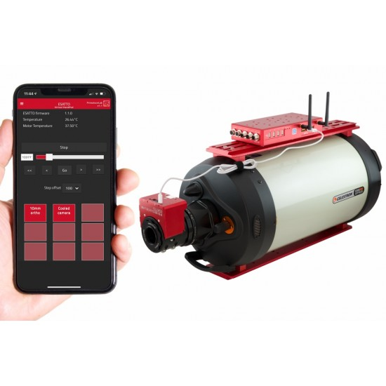 """Primaluce Lab ESATTO 2"""" Robotic Microfocuser"""