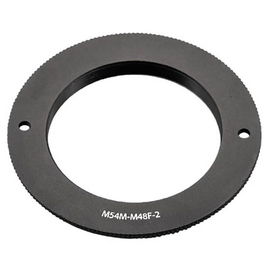 """ZWO M54 to M48 adapter for ZWO M54 Filter Drawer or ZWO 2"""" EFW"""