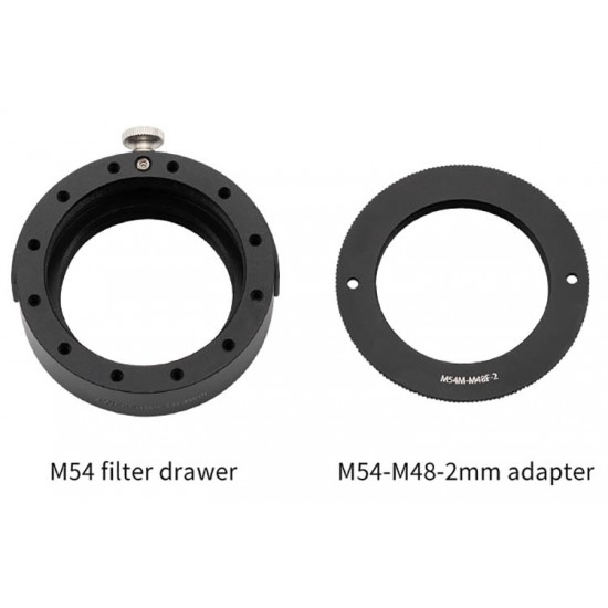 ZWO Spare 2″ Filter Holder for M54 Filter Drawer