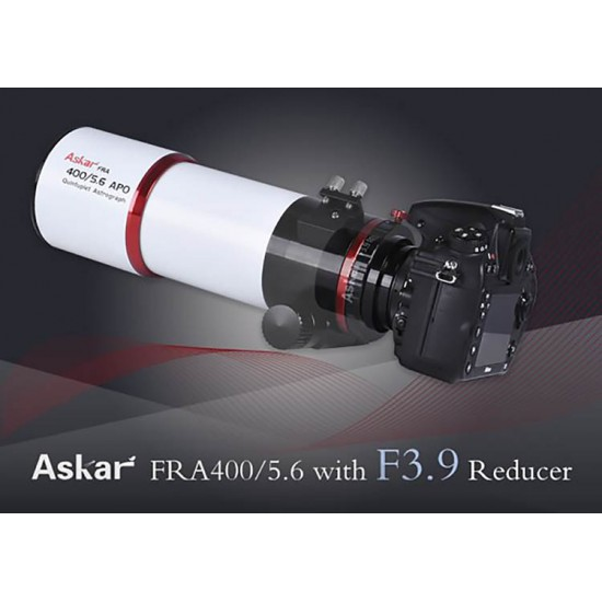 ASKAR f/3.9 0.7x Reducer for FULL FRAME Cameras for ASKAR FRA400
