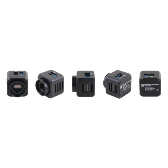 Moravian Instruments C1-1500 Monochrome CMOS Astrophoto GUIDING & IMAGING Camera with SONY IMX273 Sensor - CLEARANCE