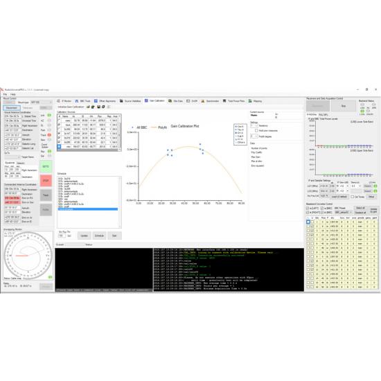 NSGen Noise Generator for Absolute Calibration for SPIDER Radio Telescopes