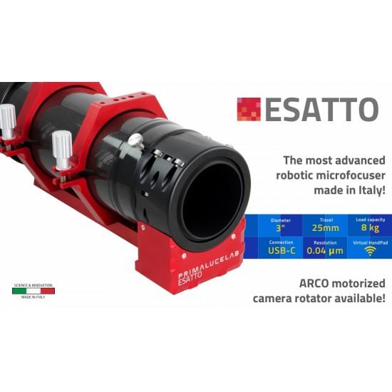 """Primaluce Lab ESATTO 3"""" Robotic Microfocuser"""