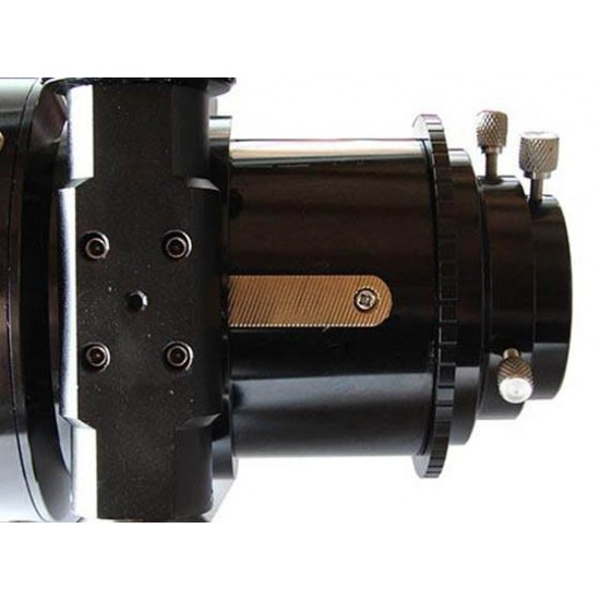 """TS-Optics 3"""" Dual Speed Rack and Pinion Focuser - Holds Accessory up to 6kg - 110mm Focus Travel"""