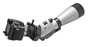 Die Microstage trägt Kameras bis 1kg