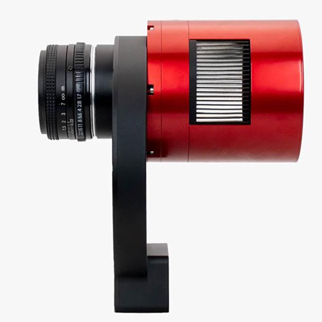"Nikon lens adapter for 2""Filter Wheel-12"